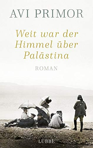 Weit war der Himmel über Palästina: Roman