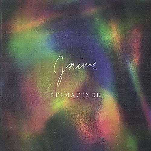 Jaime Reimagined [Neon Magenta & Black Splotch LP]