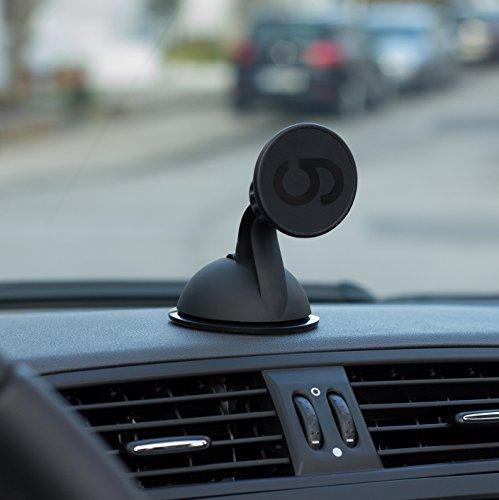 Grooveclip® - Supporto da auto, per smartphone