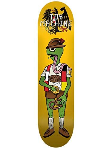 Multicolore 8 Toy Machine No Scooter Plateau de Skateboard Mixte Adulte