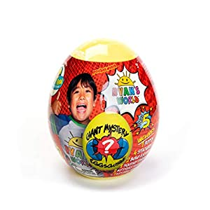 RYAN'S WORLD Giant Mystery Egg Series 5 from Bonkers Toys