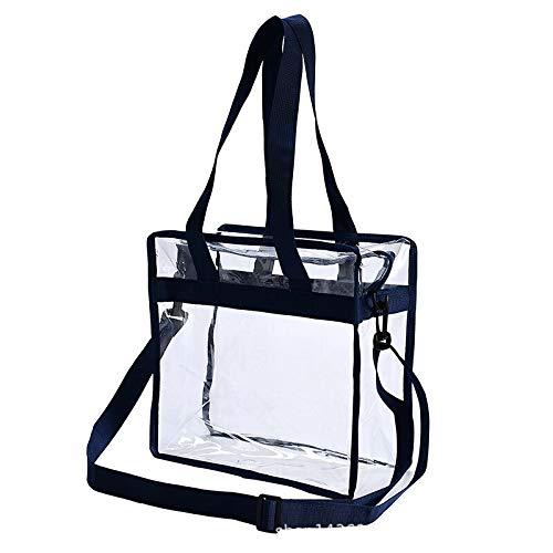 Crossbody bag Summer Pvc Transparent Packet Female Korean Over-the-shoulder Bag Handbag Bag Women's Fashion Handbag