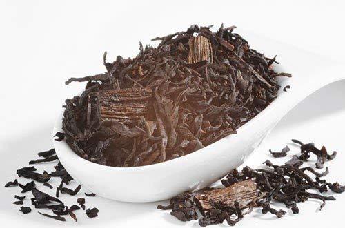 Vanilletee schwarzer Tee, mit natürlicher Bourbon Vanille, frei von künstlichen Zusatzstoffen, 100g - Bremer Gewürzhandel