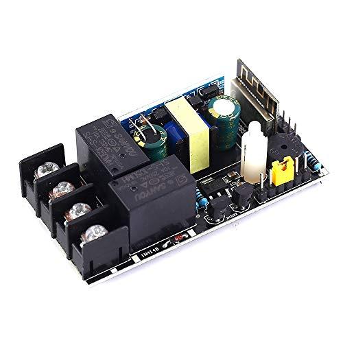 ESP8285 Development Board, AC 220 V 200 W 100 W 2-Kanal-Relais-Switch-Modul IoT-Fernbedienung 2CH 2-Bit-Switch-Modul APP-Transceiver