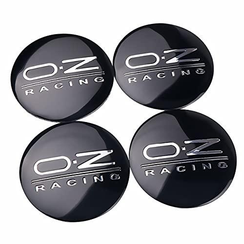 FNBA Car Styling OZ Racing Emblem Car Neumático Rueda Centro Cubo Tapas Pegatinas, 4PCS 56mm