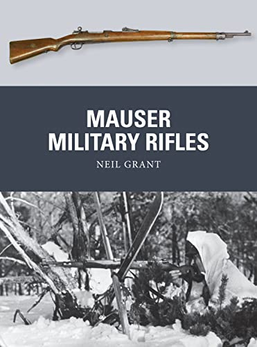 Mauser Military Rifles (Weapon, Band 39)