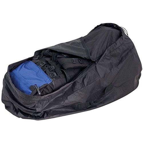 Travelsafe TS2021 Kombipack Rucksack Abdeckung Schutz Regenhülle Flugtasche M