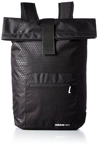 [Adidas] HM ロールトップバックパック M BSH16 ブラック One Size