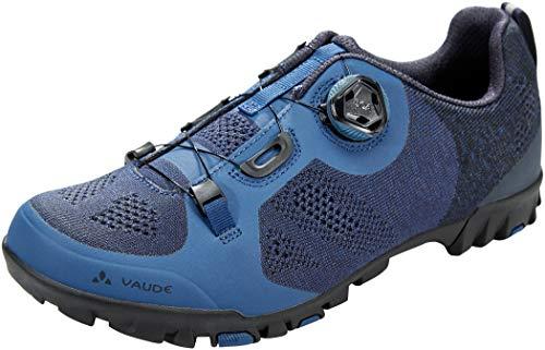 VAUDE Men's Tvl Skoj, Scarpe da Ciclismo Uomo, Blu (Fjord Blue 843), 48 EU