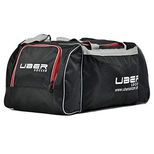 Uber Soccer Player Sports Duffle Bag-Gym Bag-Standard