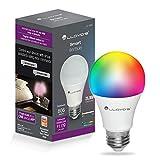 Foco Inteligente WiFi, Multicolor + Luz Blanca Fría y Cálida (RGB + Rango de...