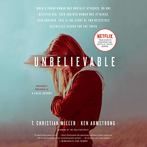 Couverture de Unbelievable (Movie Tie-In)