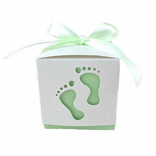 Mint Favor Box - 2