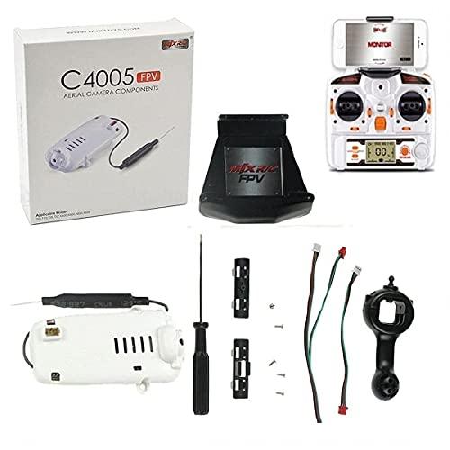 MJX R / C C4005 WiFi HD 1280 x 720P FPV Camera per Drone ed Elicottero
