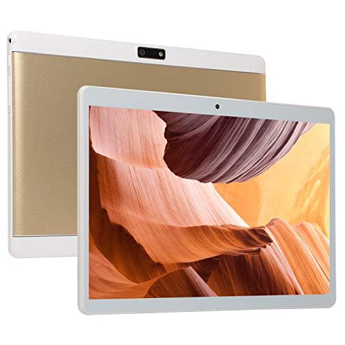 4G Tablets 10 Pulgadas Android 8.0 3GB RAM 64GB Memoria Tablet con 4G Dual SIM 8.0 MP Cámara Quad Core Batería de 7000mAh WiFi,Bluetooth,GPS, Netflix