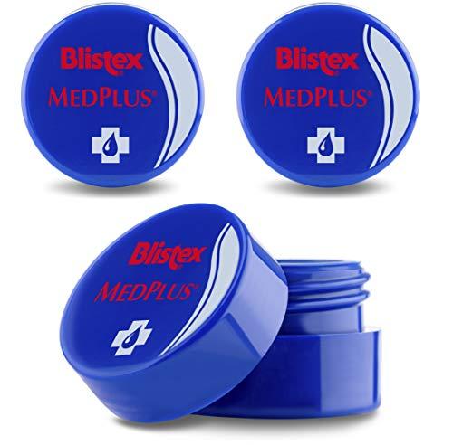Blistex - Burrocacao Medplus, per prendersi cura al massimo delle vostre labbra, estremamente rinfrescante, per labbra screpolate, secche e opache