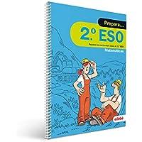 PREPARA MATEMÁTICAS 2 ESO: Repasa los contenidos clave de 1.º de ESO de Matemáticas