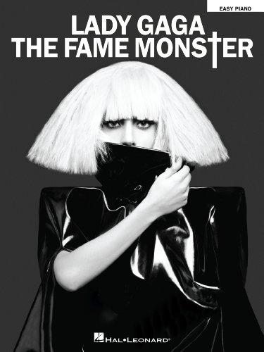 Lady Gaga - The Fame Monster Songbook: Easy Piano (English Edition)