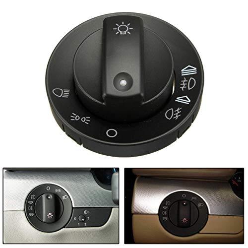 Cylficl. Kit de reparación de cubierta de interruptor de luz antiniebla para Audi A4 S4 8E B6 B7 2000-2007 8E0941531