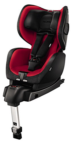 Recaro Optiafix Autositz Ruby