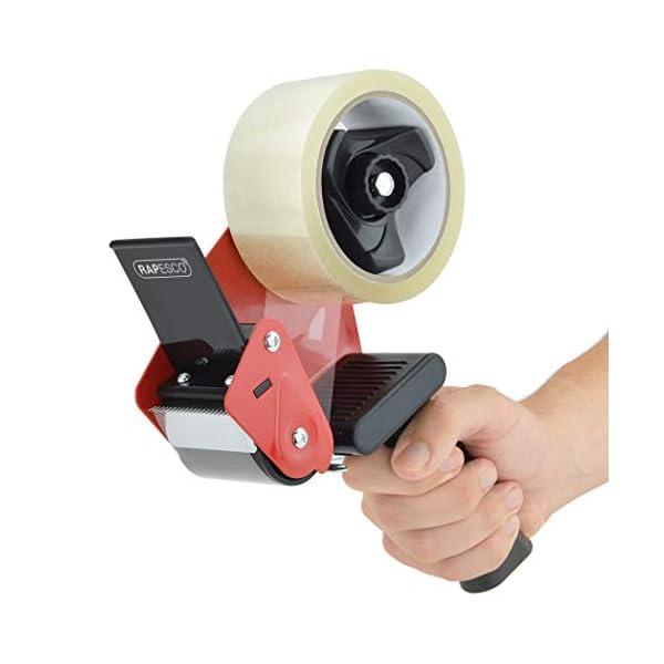 Rapesco Accesorios – Porta cinta de embalar para fácil utilización