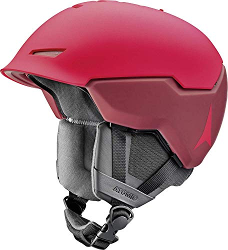 ATOMIC Unisex Revent+ AMID All Mountain-Skihelm, L (59-63 cm), Rot, AN5005624L