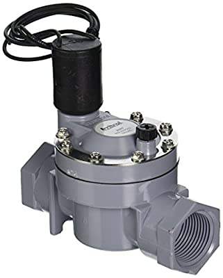 """Irritrol 205T Globe Valve NPT Threaded Connection Without Flow Control, 1"""" by Irritrol"""