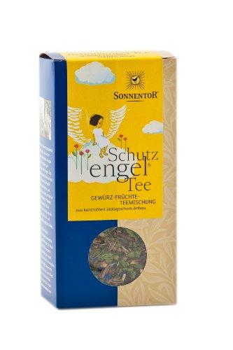 Sonnentor Schutzengel-Tee lose, 1er Pack (1 x 80 g) - Bio