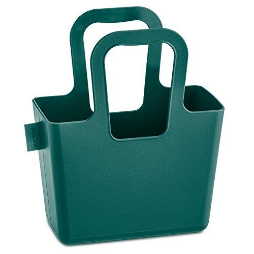 Koziol Organizer Tasche, Thermoplast, smaragdgrün