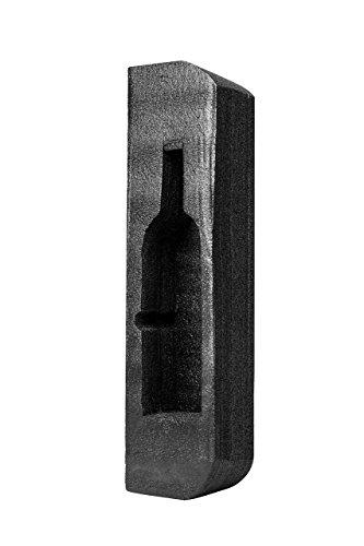 VinGardeValise Petite Magnum Inlet. Ergänzen Sie Ihren VinGardeValise® und transportieren Sie auch Magnumflaschen sicher und einfach.