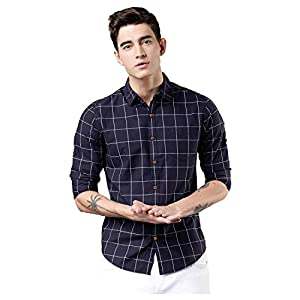 Men's Regular Fit Casual Shirt