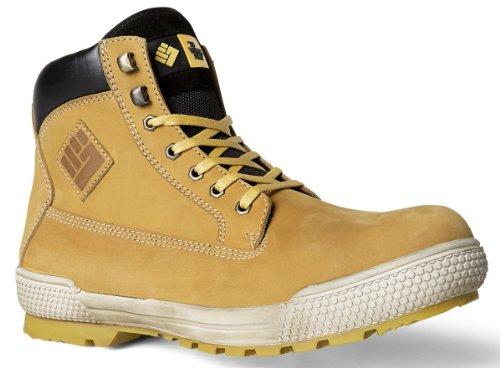 2work4 Sicherheitsschuh Tiger Stiefel Nubuk Leder S3 Boots bis Größe 51 möglich (49)