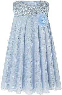 Monsoon Dresses for Girls, 3-6 Months, Blue