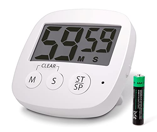 (60% OFF) Digital Timer AAA Battery Included $3.99 Deal