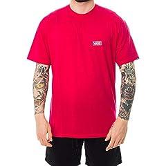 Camiseta Vans Otw Distort SS Jazzy Fucsia Hombre