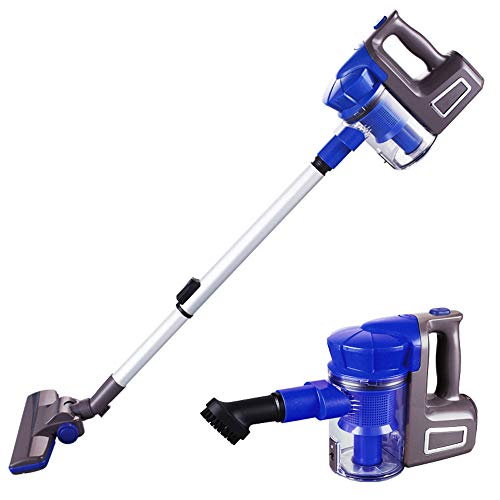 Amazing Deal SCKL Household Vacuum Cleaner, Low Noise Vacuum Cleaner Rod Aspirator Floor Sweeper Pow...