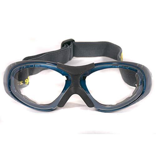 Bril veiligheidsbril rijbril voorruit sportbril motorbril sportbril Cadre Bleu + Film Blanc