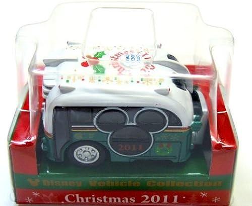 60% de descuento [Tokyo Disney Disney Disney Resort 2011  Christmas  resort cruiser Choro Q] TDR Christmas DISNEY RESORT CRUISER Choro-Q (japan import)  alta calidad y envío rápido