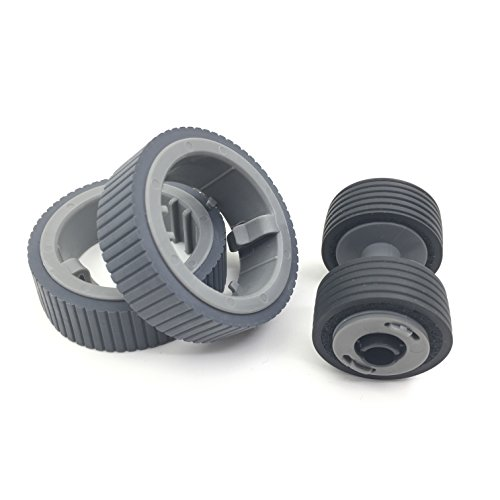 Sale!! OKLILI Brake Roller Pick Pickup Roller Set Compatible with fi-7160/fi-7260/fi-7140/fi-7240/fi...
