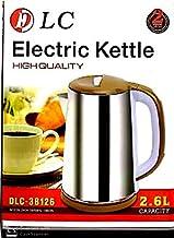 DLC Electric Kettle, 2.6 Liter