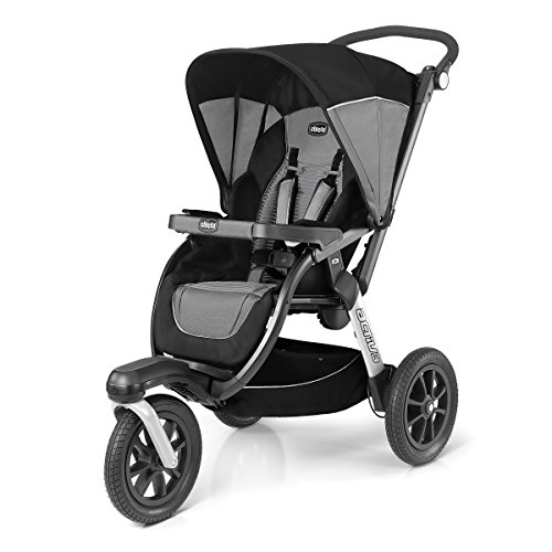 Chicco Activ3 Air Jogging Stroller, Коллекция Q