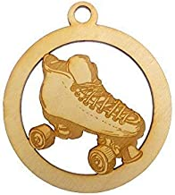 Personalized Roller Skate Ornament - Roller Skating Ornament - Roller Skate Gifts