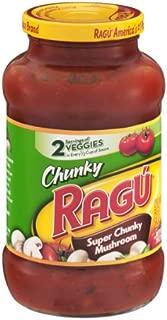 Ragu Super Chunky Mushroom Pasta Sauce 24 oz