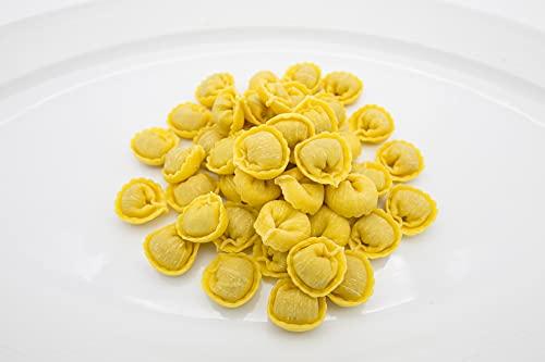 PASTAMORE UMBRIA - Tortellini di Carne - Pasta Fresca Artigianale - Pasta Fresca all'Uovo - 100% Ingredienti Italiani e Made In Italy (1)