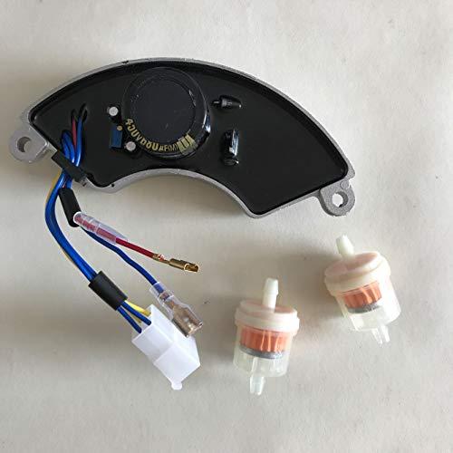 Generador 5000w  marca HQparts