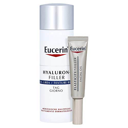 Eucerin Anti-Age Hyaluron-Filler Creme 5% Urea Tag, 50 ml Creme
