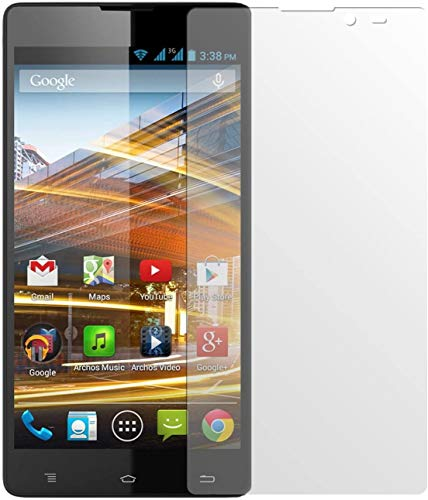 dipos I 6X Schutzfolie matt kompatibel mit Archos 50 / 50b Neon Folie Bildschirmschutzfolie
