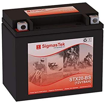 Harley-Davidson 1200CC FXST/FLST Series, 1984-1990 Motorcycle Battery Replacement