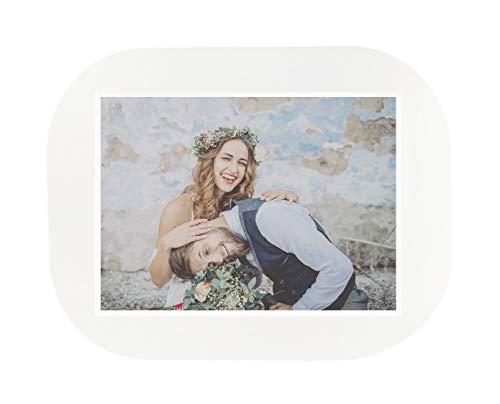 Trendfinding - 6 x tovagliette per 6 Foto, da Personalizzare in casa, tovagliette, tovagliette in Formato DIN A4