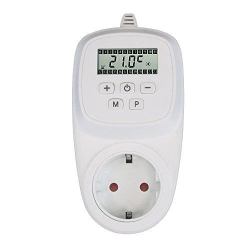 Viesta TH12 - Termostato con enchufe para calefacción por infrarrojos
